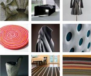 Best Textile: Felt