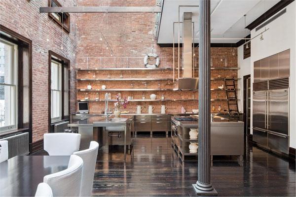 Beyond Spectacular Loft Mansion In Tribeca