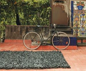 Bicicleta Ecological Rug | nanimarquina