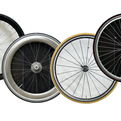 Bicycle Wheel Coasters