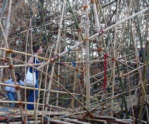 Big Bambu at the Venice Biennale