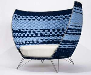 BIG BASKET CHAIR BY OLA GILLGREN