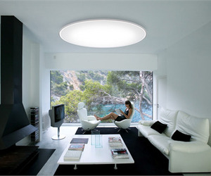 Big Ceiling Light by Vibia from All Modern Lighting