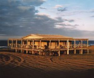Big Shack On The Beach In Uruguay