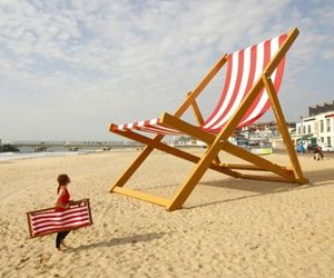 Biggest Deck Chair Ever