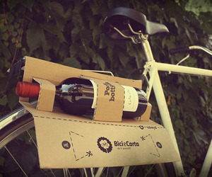 Bike and Paper by Francesca Ghigo