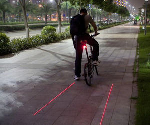 Bike Lane Taillight | Rock Bros