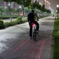 Bike Laser Tail Light