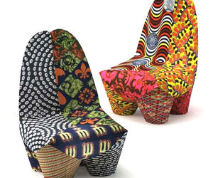 Binta Chair by Philippe Bestenheider