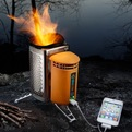 BioLite Camp Stove and USB Charger