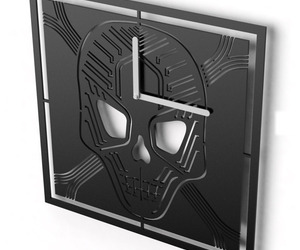 Bionic Skulls By Roberto & Colleen Crivello