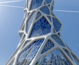 BIONIC TOWER The Architecture of the Future
