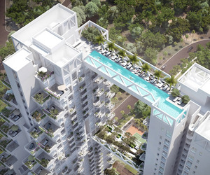 Bishan Central   by Safdie Architects