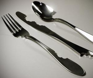 Bite Silverware by Mark A. Reigelman II