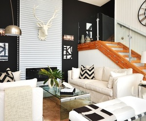 Inspirational Black and White Interior Design