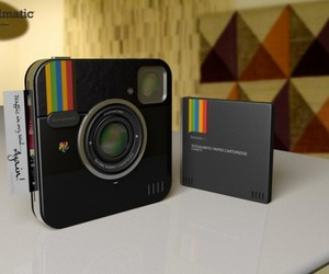 Black Instagram Socialmatic Camera