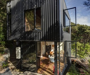 Blackpool House by Glamuzina Paterson Architects