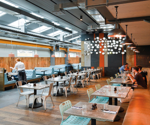 Blacksheep-designed 'Jamie's Italian' restaurant