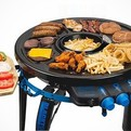 Blacktop 360 Party Hub Grill Fryer