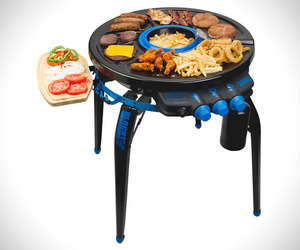 Blacktop 360 Portable Grill