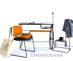 Blank Furniture by Susana Chen