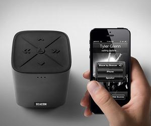 BLAZAR: Aluminum Bluetooth Speaker