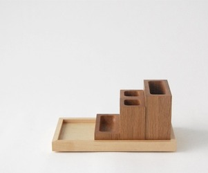 Block Organizers by Yu Ito
