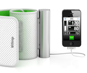 Blood Pressure Monitor for Iphone & Ipad