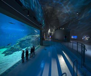 Blue Planet Aquarium by 3XN