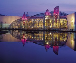 Bluewater Shopping and Leisure Centre by Benoy
