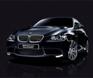 BMW M3 with Coupe for China