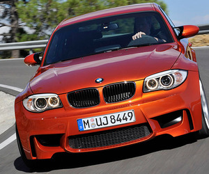 BMW Reveals 335-Horsepower 1 Series M Coupe