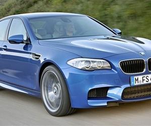 BMW Reveals the 2012 M5