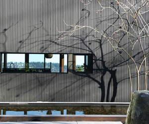 Boat Bay House by Eggleston Farkas Architects