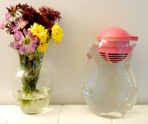 Bobble Jug with Reusable Filter