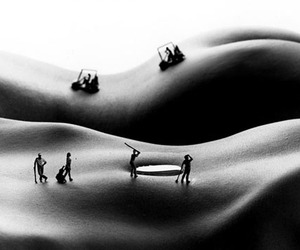 Bodyscapes by Allan Teger