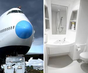 Boeing Jumbo Jet Hostel