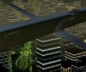 Boeing Missile Zaps Enemy Electronics Without Hurting a Soul