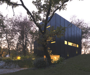 Bologna Guest House by Enrico Iascone Architects.