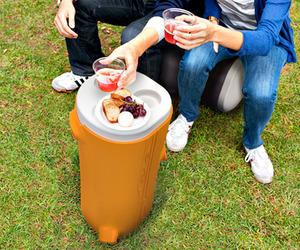 Bonfi Outdoor Storage Chair