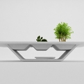 Bonsai Modular Table by Sebastiano Ercoli