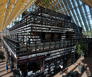 Book Mountain by MVRDV Architecture