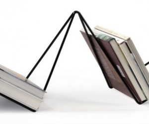 Book Shelves Minimalist – Lako by Marko Macura
