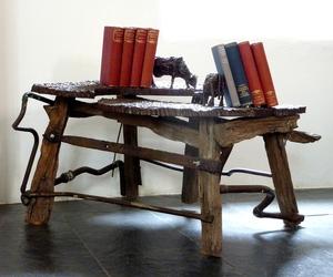 Book Table . Tyler Fenn
