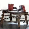 Book Table . Tyler Fenn