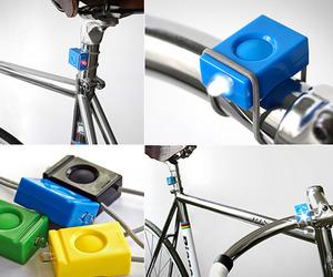 Bookman Light | LED Bicycle Light