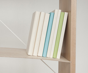 Bookshelf by A'postrophe Design