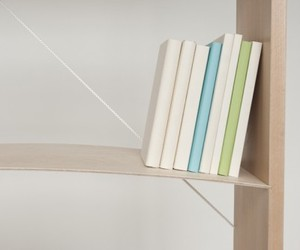 Bookshelf' by Ivan Zhang