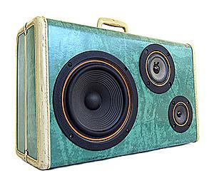 BoomCase Suitcase
