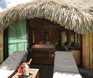 Bora Bora's Luxury Pearl Beach Bungalows